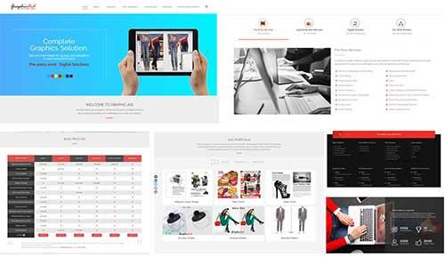 Graphic-aid portfolio